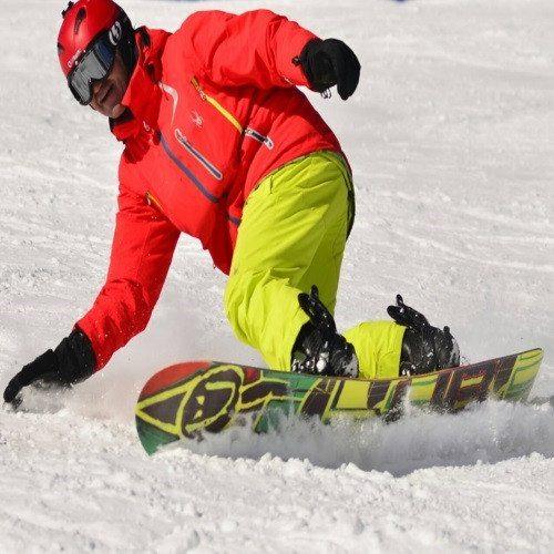 Clase de Esquí en Pareja - Gerona