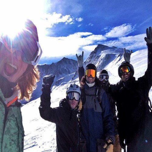 Clase de Esquí - Gerona