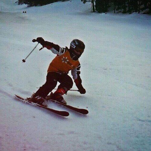 Clase de Esquí para niños - Gerona