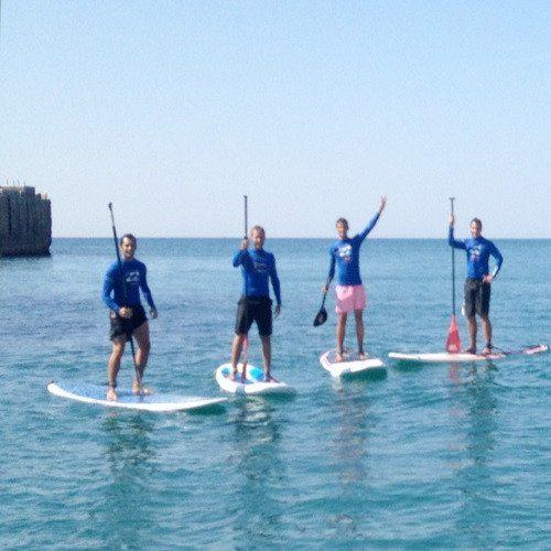 Clase de Paddle Surf - Barcelona