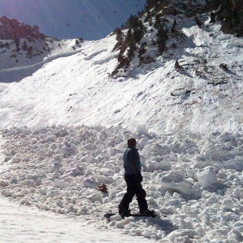 Clase de Snow - Baqueira