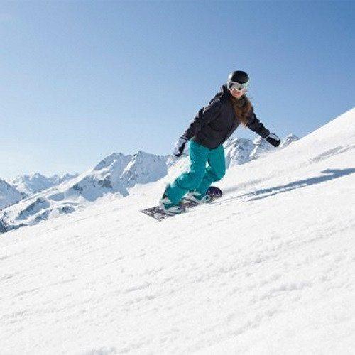 Clase de Snow en pareja - Cantabria