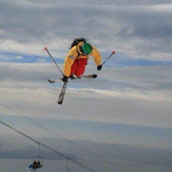 Clase iniciación Esquí - Granada