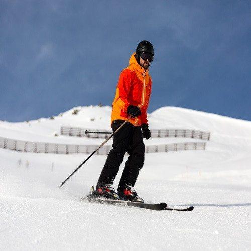 Clase Particular de Esqui - Madrid