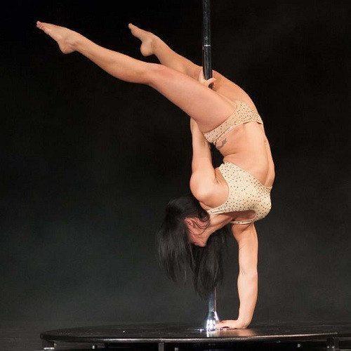 Clases de Pole Dance Fitness - Madrid