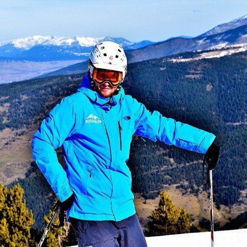 Clases Esquí en grupo en La Molina - Girona