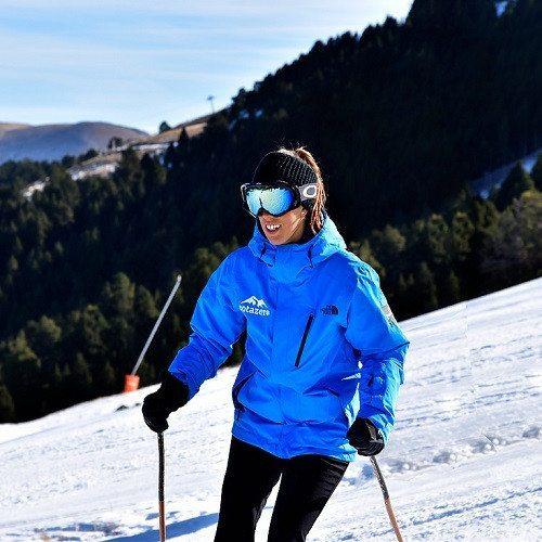 Clases Esquí en pareja en La Molina - Girona