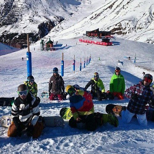 Clases Individuales de Snowboard en Astún - Huesca