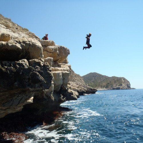 Coastering - Alicante