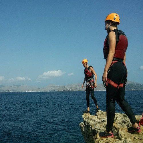 Coastering - Mallorca