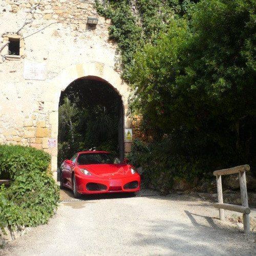 Conducción Ferrari y Spa para dos - Barcelona