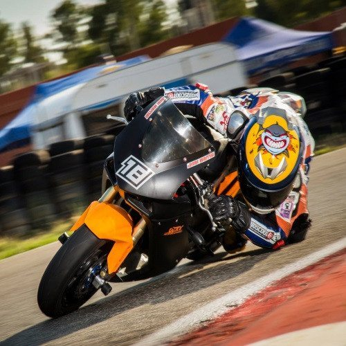 Conducción Moto Circuito de Calafat - Tarragona