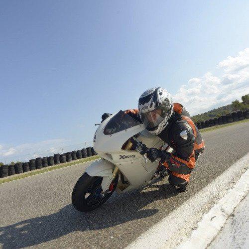 Conducción Moto Circuito Mora d'Ebre - Tarragona