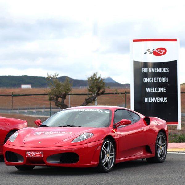 Conduce un Ferrari en Carretera - Burgos