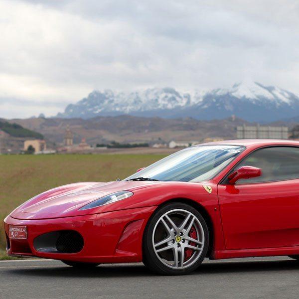 Conduce un Ferrari en Carretera - Los Arcos, Navarra