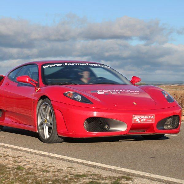 Conduce un Ferrari en Carretera - Teruel