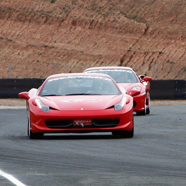 Conduce un Ferrari en FK1 - Valladolid