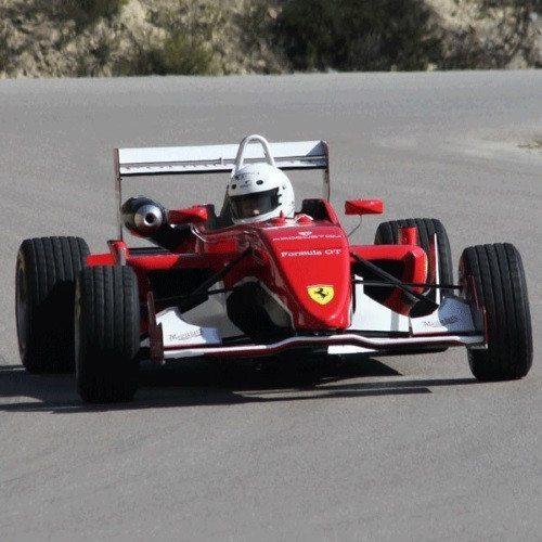 Conduce un Fórmula 2.0 en Campillos - Málaga