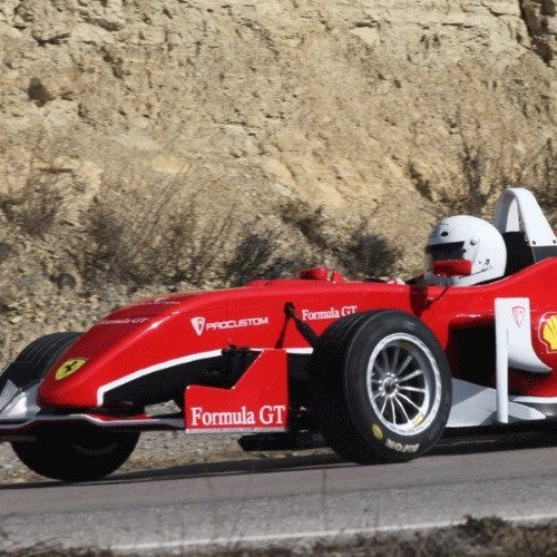 Conduce un Fórmula 2.0 en Chiva - Valencia