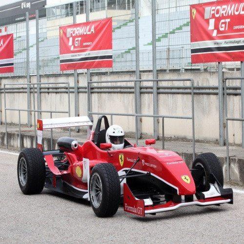 Conduce un Fórmula 2.0 en Fk1 - Valladolid