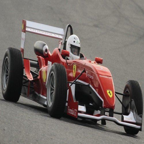 Conduce un Fórmula 2.0 en sevilla circuito - Sevilla