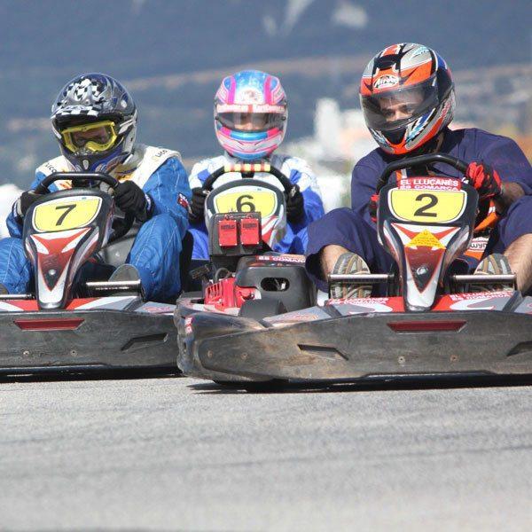 Conduce un Kart de competición de 32 cv - Barcelona