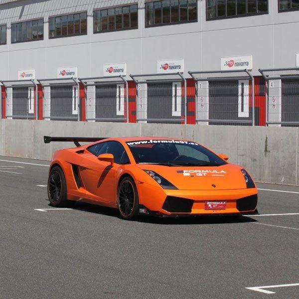 Conduce un Lamborghini en Campillos - Málaga