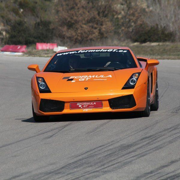 Conduce un Lamborghini en FK1 - Valladolid