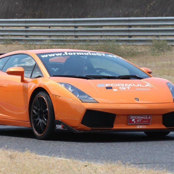 Conduce un Lamborghini en Kotarr - Burgos