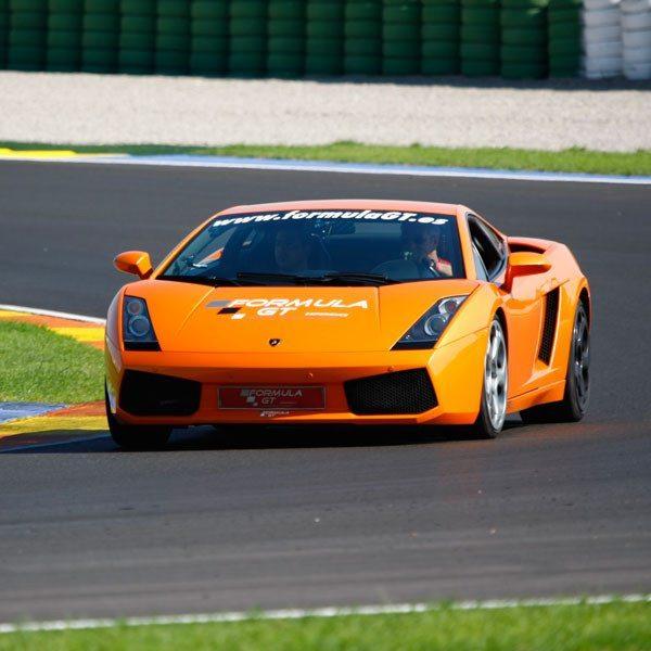 Conduce un Lamborghini Gallardo - Cheste