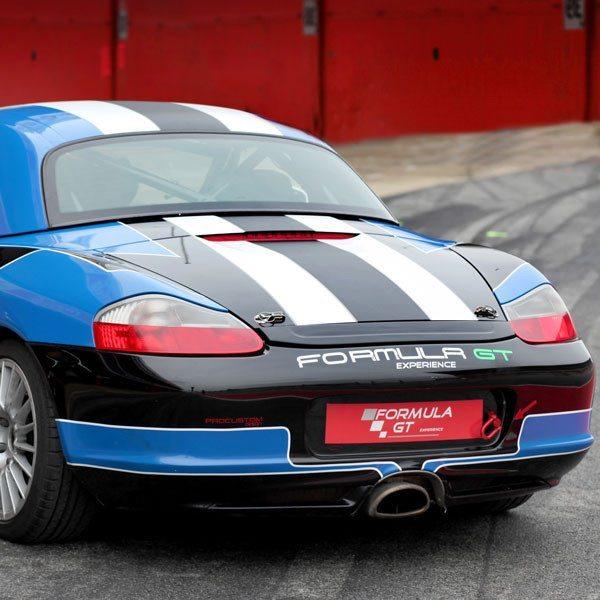 Conduce un Porsche Boxster en Kotarr - Burgos
