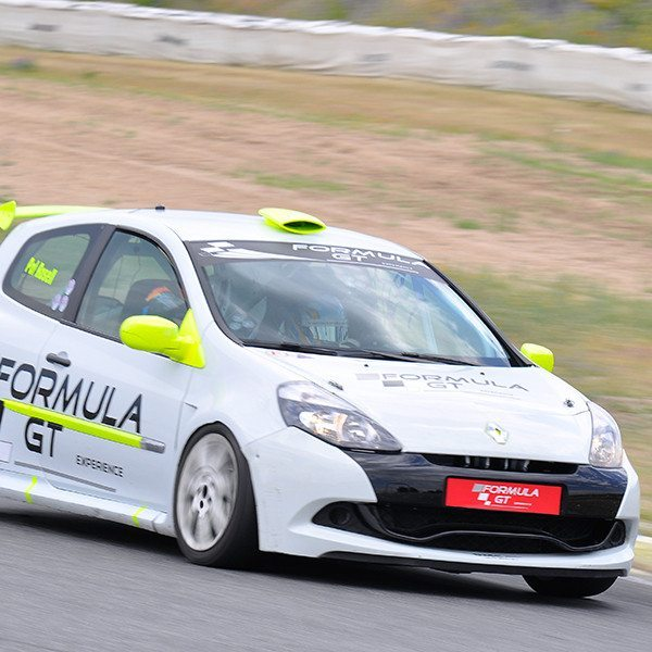 Copilota un Renault Clio Cup de competición - Los Arcos