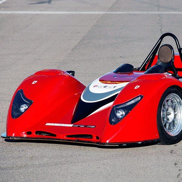 Copilotaje con Palmer Jaguar JP1 de competición - Cheste