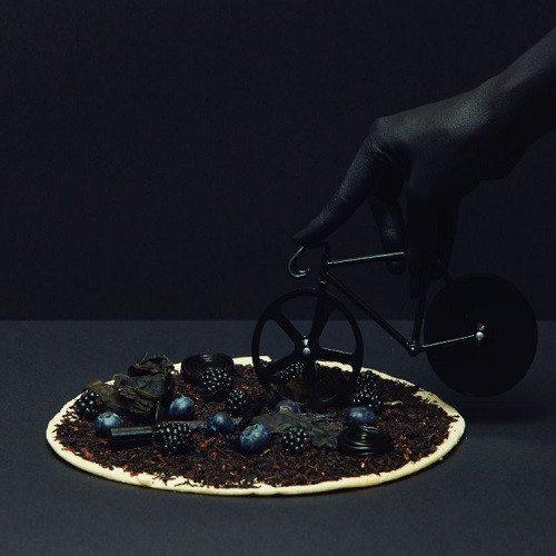 """Cortador de pizza """"Bici"""""""