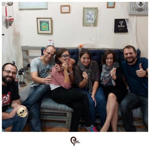 Crimen entre Copas Escape Room - Valencia