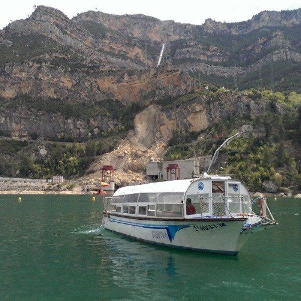 Crucero Fluvial por el Jucar - Valencia
