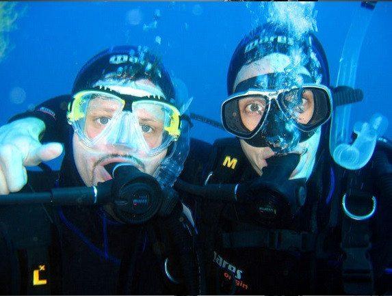 Curso de Buceo Open Water Diver - Girona