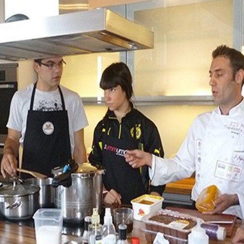 Curso de Cocina Creativa - Madrid