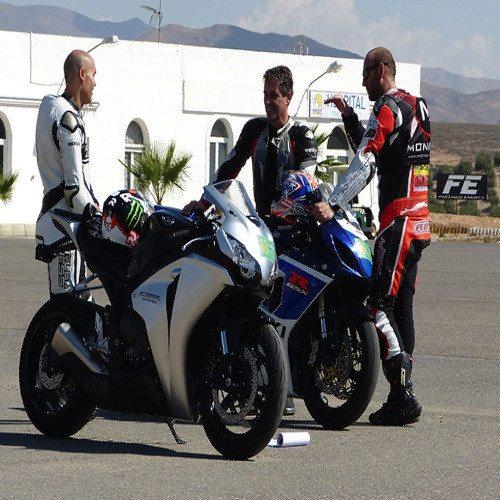 Curso de Conducción de Moto - Albacete