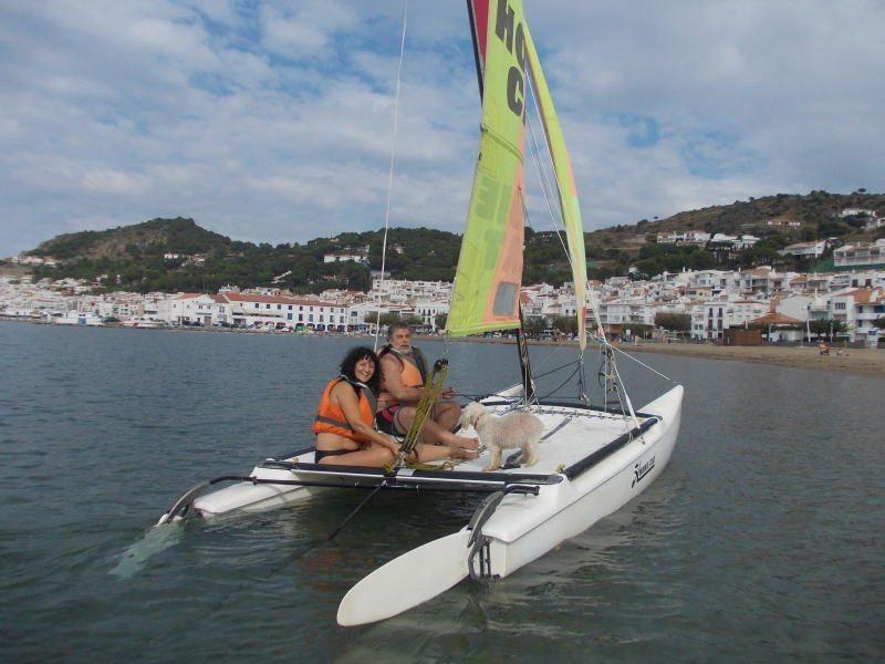 Curso de iniciación al Catamarán - Girona