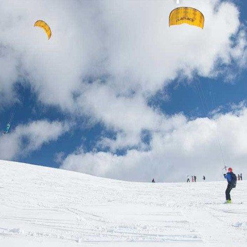 Curso de Iniciación Snowkite - Huesca