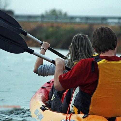 Curso de kayak familiar - Ciudad Real