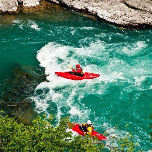 Curso de kayak para 1 persona - Ciudad Real