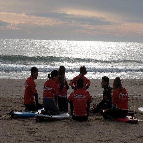 Curso de Surf 4 días - Barcelona