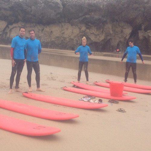 Curso de Surf - Asturias