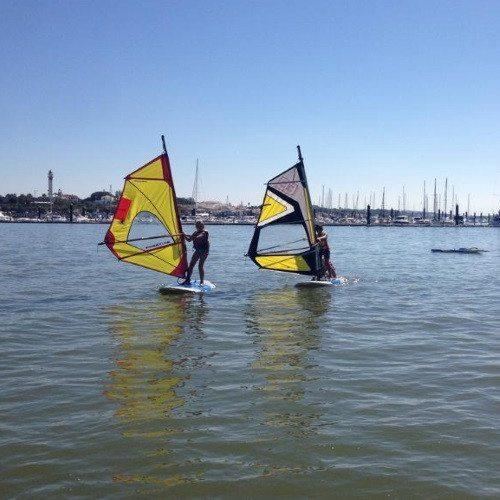 Curso de Windsurf - Huelva