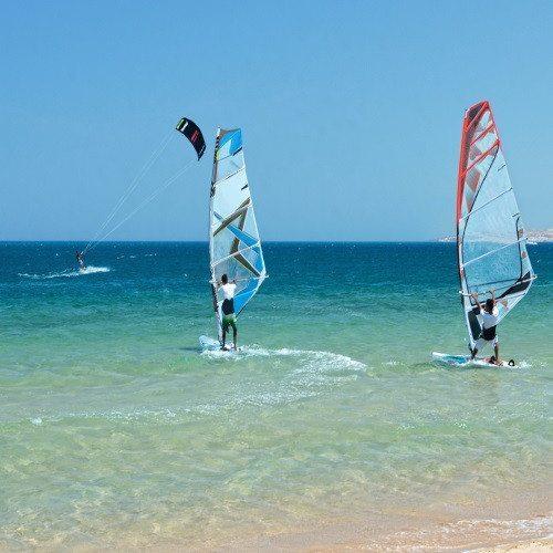 Curso Windsurf - Ibiza