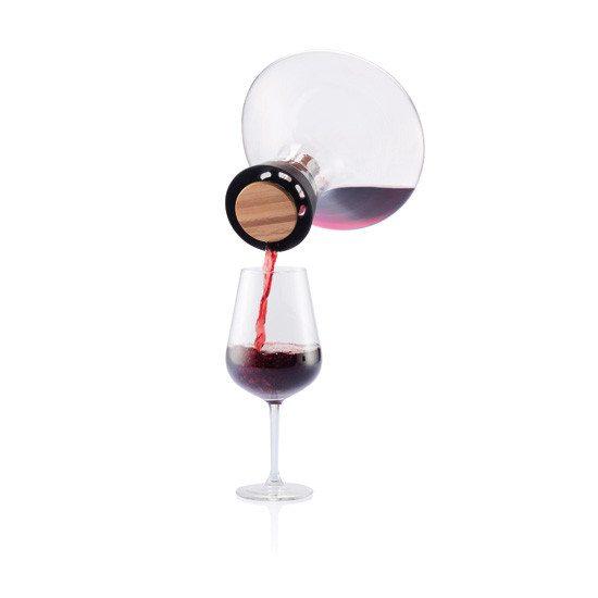 Decantador de Vino Aerato - Difruta del vino con estilo