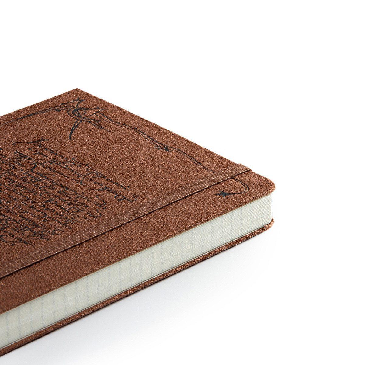 Der Hobbit - Notizbuch mit Illustrationen
