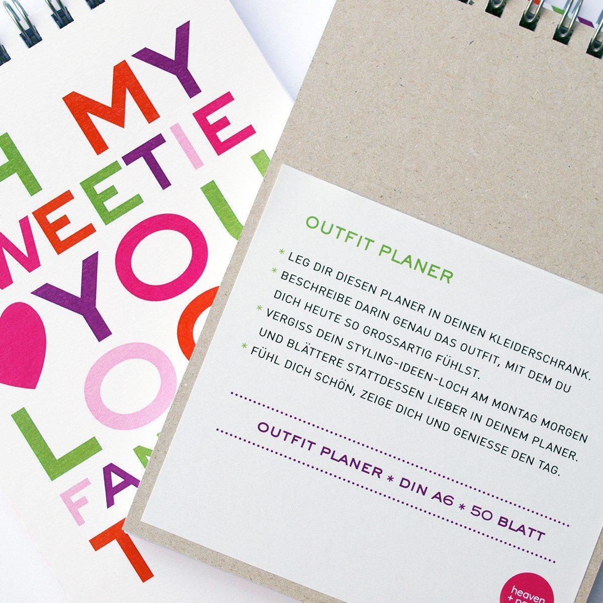 Der Outfitplaner für Modebegeisterte